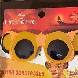 Disney lion king Simba sunglasses